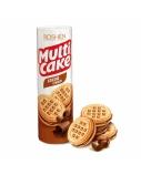 """Sausainiai """"Multicake"""" su kakavos kremo įdaru Roshen nord, 28 pak. po 180g"""