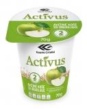"""Greitai paruošiama avižinė košė su obuoliais """"Activus"""" indelyje, 16 pak. po 70g"""