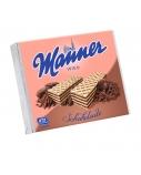 """Vafliai su šokoladiniu kremu """"Manner"""", 12 pak. po 75g"""