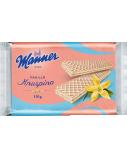 "Vafliia su vaniliniu kremu ""Manner"", 18 pak. po 110g"