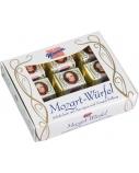 """Marcipano saldainiai su riešutų ir šokolado įdaru """"Mozart"""", 72 pak. po 118g"""