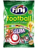 "Kramtomoji guma ""Football"" Fini, 12 pak. po 80g"