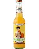 """Mandarinų skonio gazuotas gaivusis gėrimas """"Mandarino polara"""", 24 pak. po 275ml"""