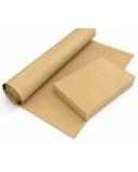 Pakavimo popierius KRAFT MG, linijuotas, 80g, 120m, ritinys ~12kg