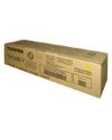 Toshiba T-FC35EY,550g, geltona kasetė lazeriniams spausdintuvams, 550 g