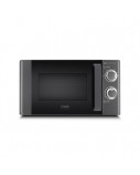 Caso Microwave oven 3307  M20 Ecostyle 20 L, Free standing, Rotary, 700 W, Black, Defrost function
