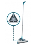 Camry CR 7019 Triangular swivel sweeper, 4 strong brushed, Work up to 45 minutes without charging,  Dust tank capacity 0.1L Camry Warranty 24 month(s)