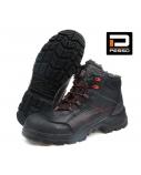 Pašiltinti natūralios odos darbo batai Pesso ARCTIC S3 Kevlar (43 dydis)