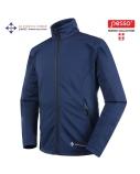 Džemperis Pesso 725P(mėlynas), 2XL dydis