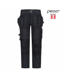 Kelnės Pesso Titan 125( Spandex/Cordura)pilkos, C60 dydis