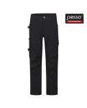 Kelnės Pesso Mercury 145B stretch (juodos), C52 dydis