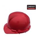Šalmas Pesso, raudonas