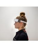 MyScreen Transparent, PET material, Protective Helmet/Mask