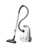 Electrolux Vacuum cleaner EEG41IW Bagged,  Ice white, 750 W, 3 L, A, A, C, A, 80 dB,