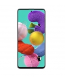 "Samsung Galaxy A51 Black, 6.5 "", Super AMOLED, 1080 x 2400, Exynos, 9611, Internal RAM 4 GB, 128 GB, microSD, Dual SIM, Nano-SIM, 3G, 4G, Main camera 48+12+5+5 MP, Secondary camera 32 MP, Android, 10.0, 4000 mAh"