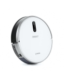 Ecovacs Vacuum cleaner DEEBOT 710 Warranty 24 month(s), Battery warranty 24 month(s), Robot, White, 20 W, 0.52 L, 65 dB, Cordless, 110 min, 20 V