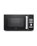 Caso Ceramic Inverter Microwave MI 30 30 L, Free standing, Grill, 1000 W, Black, Defrost function