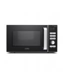 Caso Ceramic Inverter Microwave MI 30 30 L, Free standing, Grill, 1000 W, Black, Defrost function