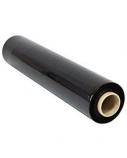 Pakavimo plėvelė Stretch , 17 mikr., 450 mm x 200 m , juoda