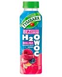 """Aviečių, vynuogių, obuolių gėrimas """"H2O"""", Tymbark, 12 vnt. po 400 ml (kaina nurodyta su užstatu už tarą)"""
