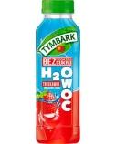 """Braškių, vynuogių, obuolių gėrimas """"H2O"""", Tymbark, 12 vnt. po 400 ml (kaina nurodyta su užstatu už tarą)"""
