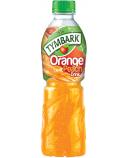 """Apelsinų-persikų gėrimas """"Aseptic"""" 20%, Tymbark, 12 vnt. po 500 ml (kaina nurodyta su užstatu už tarą)"""