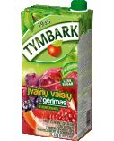Raudonasis įvairių vaisių gėrimas, Tymbark, 6 pak. po 2 L