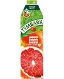 Raudonųjų greipfrutų nektaras 50%, Tymbark, 12 pak. po 1 L
