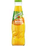 Apelsinų sultys 100%, Tymbark, stikle, 15 pak. po 200 ml