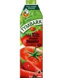 Pikantiškos pomidorų sultys 100%, Tymbark, 12 pak. po 1 L
