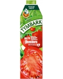 Pomidorų sultys 100%, Tymbark, 12 pak. po 1 L