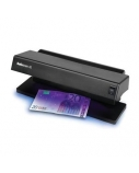 SAFESCA 45 UV Counterfeit detector Black, Suitable for Banknotes, ID documents, Number of detection points 1,