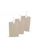 Mr&Mrs Mr Drawers Quantity per pack 3 pc(s), Scented cards, White lily