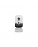 Hikvision IP Camera DS-2CD2443G0-IW F2.8 Cube, 4 MP, 2.8mm/F1.6, Power over Ethernet (PoE), H.265+, H.265, H.264+, H.264, Micro SD, Max. 128GB