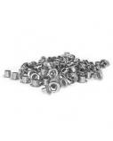 Kniedės Punchbind, 5.5mm, alimininės, iki 30 lapų (100)  1117-020