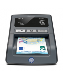 SAFESCA Money Checking Machine 155-S Black, Suitable for  EUR, GBP, CHF, PLN and HUF, Number of detection points 7, Value counting