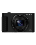 Sony DSC HX90V Compact camera, 18.2 MP, Optical zoom 30 x, Digital zoom 120 x, ISO 12800, Focus 0.05m - ∞, Video recording, Rechargeable, Black