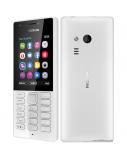 "Nokia 216 Grey, 2.4 "", TFT, 240 x 320 pixels, 16 MB, Dual SIM, Mini-SIM, Bluetooth, 3.0, USB version microUSB 1.1, Built-in camera, Main camera 0.3 MP, Secondary camera 0.3 MP, 1020 mAh"