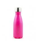 Yoko Design Isothermal Bottle  1341-7750E  Mat coat pink, Capacity 0.26 L, Diameter 6.5 cm