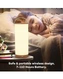 TaoTronics Stalinis šviestuvas TT-DL071 LED , Medžio spalvos