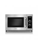 Caso Microwave oven  C 1800 M  34 L, Turning knob, 1800 W, Stainless steel, Free standing,
