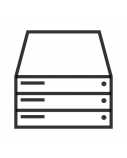 480GB SSD SATA Read Intensive 6Gbps 512e 2.5in Hot-plug,3.5in HYB CARR S4510 Drive,1 DWPD,876 TBW, CK