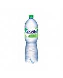 Mineralinis vanduo Akvilė, silpnai gazuotas, 1.5 L x 6 vnt. (kaina nurodyta su užstatu už tarą)