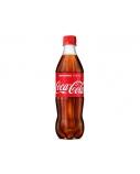 Gėrimas Coca Cola pet 0,5 l x 12vnt. (kaina nurodyta su užstatu už tarą)
