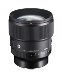 Sigma Lens F 85mm F1.4 DG DN for L-mount [Art]