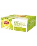 Žalioji arbata Lipton Green Citrus 100 pak.