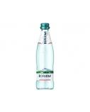 Vanduo BORJOMI stikle gaz. 0,33 L x 12vnt. (kaina nurodyta su užstatu už tarą)