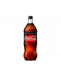 Gėrimas Coca Cola Zero pet 2 l x 6vnt. (kaina nurodyta su užstatu už tarą)