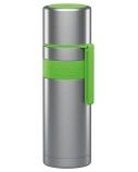 Boddels HEET Vacuum flask with cup Apple green, Capacity 0.5 L, Diameter 7.2 cm, Bisphenol A (BPA) free