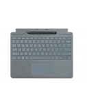Microsoft Surface Pro X Signature Keyboard with Surface Slim Pen, Ice Blue
